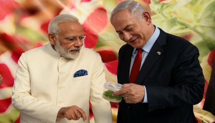 पंतप्रधान मोदी इस्त्रायलच्या राष्ट्रपतींची घेणार भेट