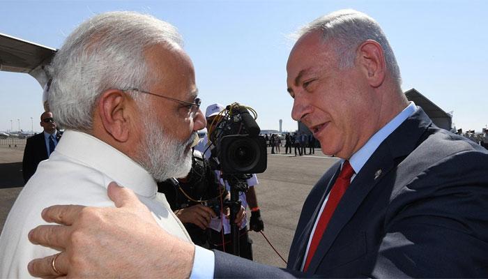 पंतप्रधान मोदींच्या इस्रायल दौऱ्यावर पाक मीडियाने फटकारले