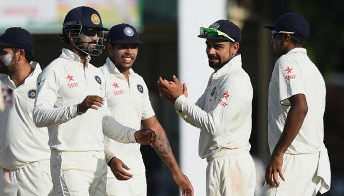 श्रीलंकेविरुद्धच्या टेस्ट सीरिजसाठी भारतीय संघाची घोषणा