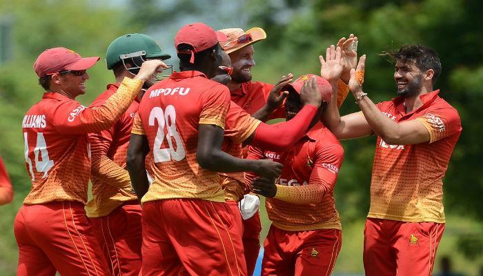 श्रीलंकेविरुद्धची मालिका जिंकून झिम्बाब्वेनं इतिहास रचला