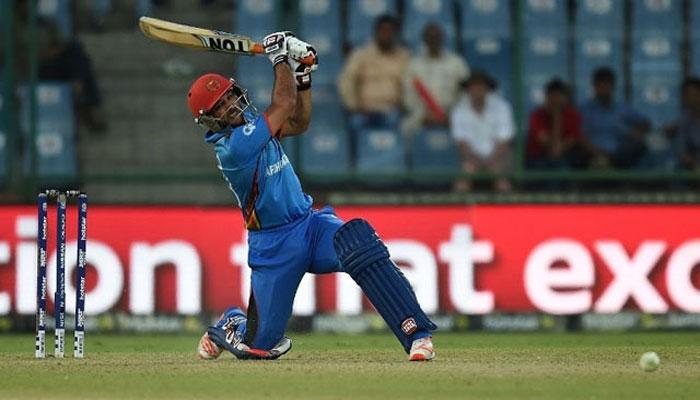 क्रिकेटमध्ये नवा अफगाणी धमाका - टी २०मध्ये डबल सेंच्युरी