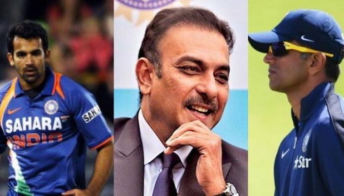 हे तिघं असणार टीम इंडियाचे नवे प्रशिक्षक