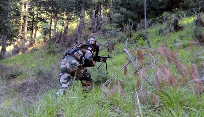 जम्मू काश्मीरमध्ये सर्च ऑपरेशन, दोन दहशतवाद्यांचा खात्मा