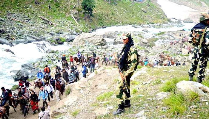 अमरनाथ भाविकांवर हल्ला : सत्ताधारी पीडीपी आमदाराचा ड्रायव्हर अटकेत