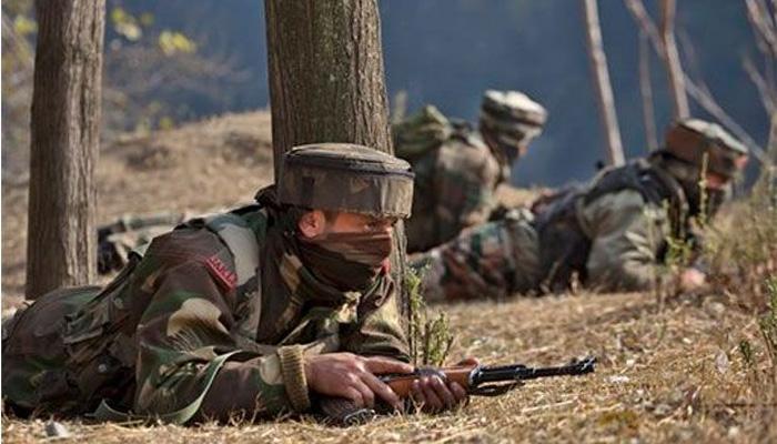 बालाकोटमध्ये पाकिस्तानकडून शस्त्रसंधीचं उल्लंघन