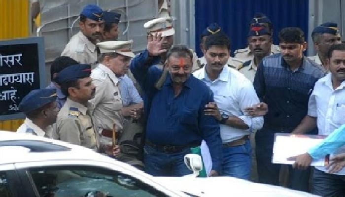 ...तर संजय दत्तला पुन्हा तुरुगांत पाठवणार - महाराष्ट्र सरकार