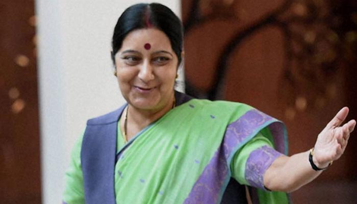 'जर तुम्ही आमच्या पंतप्रधान असता'... सुषमा स्वराज यांना पाक महिलेचं ट्विट