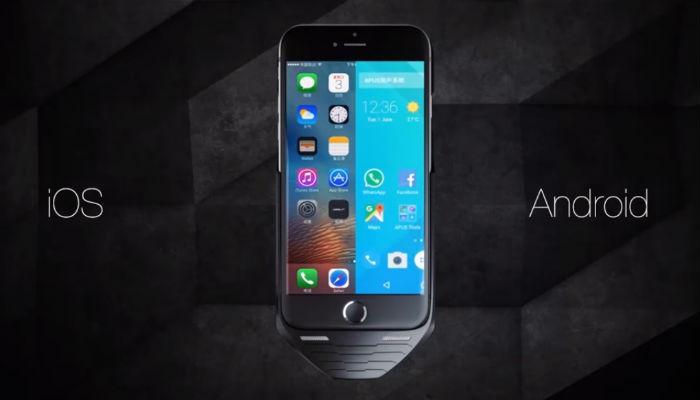 तुमच्या iPhone ला असा बनवा अॅन्ड्रॉईड फोन!