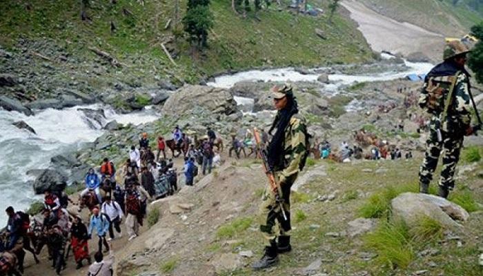 अमरनाथ हल्ला प्रकरणाचा तपास लागल्याचा दावा