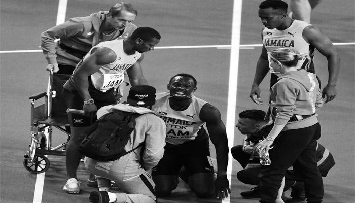 जमैका संघ हरला पण उसेन बोल्टने मने जिंकली