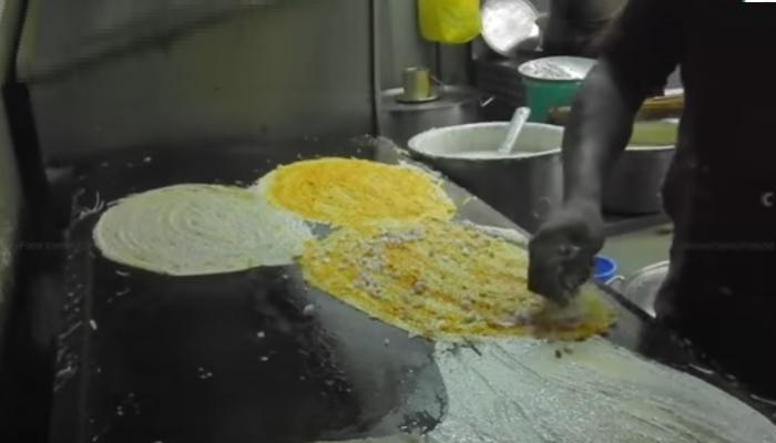 माटुंग्याचं साऊथ इंडियन पदार्थांसाठी लोकप्रिय रामाश्रय
