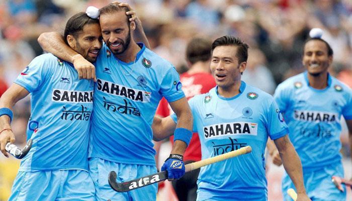 भारतीय हॉकी संघाने केला नेदरलॅंडचा 4-3 ने पराभव