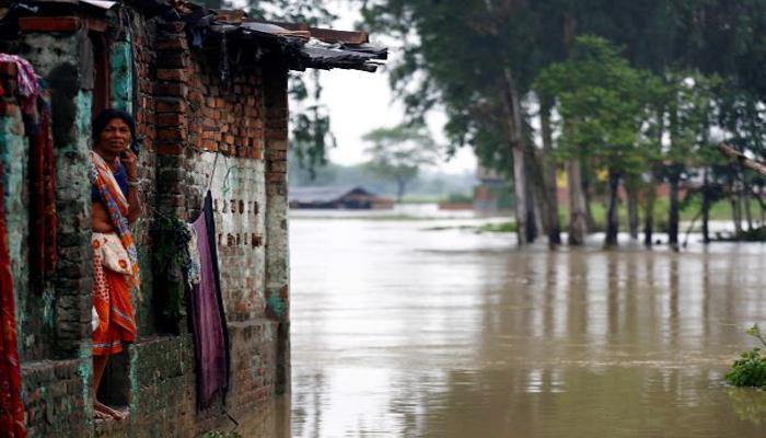 आसाम, बिहारमध्ये पुराचे मोठे नुकसान, ११० जणांचा मृत्यू तर २२ लाख बेघर