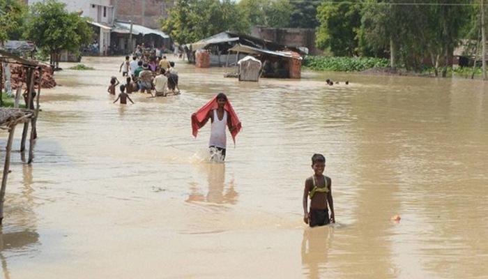 बिहारमध्ये महापूर 56 जणांचा मृत्यू