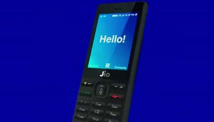 SMSवरही करता येणार जिओ 4G फोनचं बुकिंग