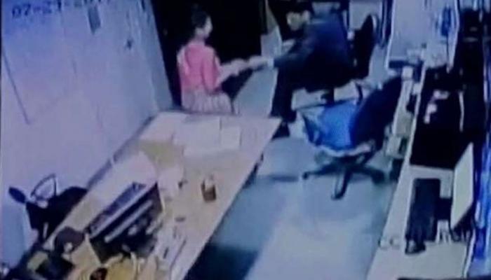 दिल्लीत पंचतारांकित हॉटेलमध्ये महिलेची छेड, सीसीटीव्हीमध्ये घटना कैद