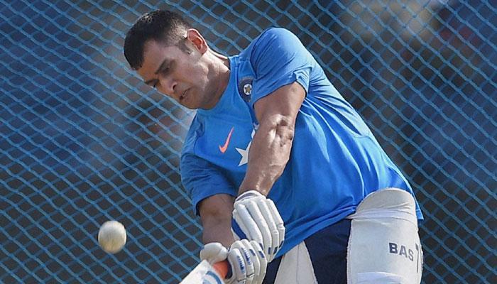 श्रीलंकेविरुद्ध वनडेसाठी धोनीने केली जोरदार तयारी