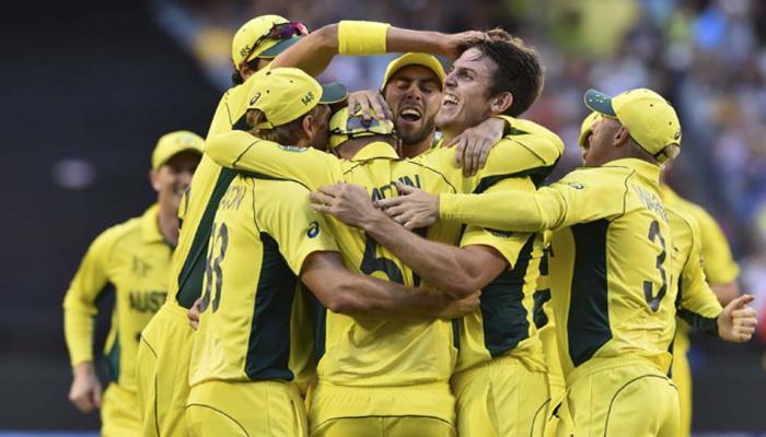 भारत दौ-यासाठी ऑस्ट्रेलियन क्रिकेट टीम जाहीर