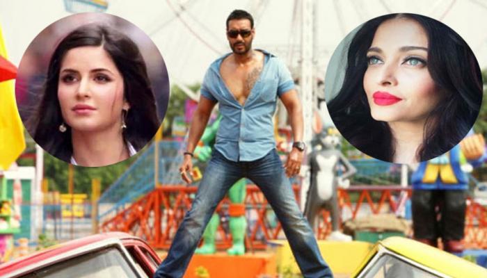 कतरिना-ऐश्वर्यानं नाकारला अजय देवगनचा हा चित्रपट
