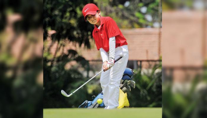 गोल्फपटू आर्यमान सिंहने रचला इतिहास