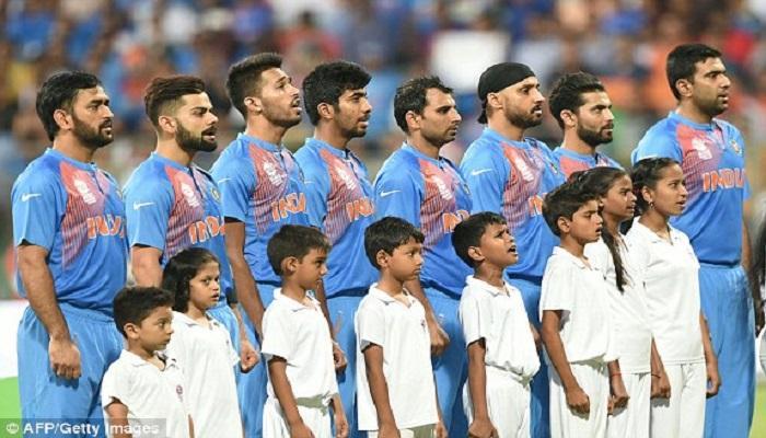 ...म्हणून भारत-श्रीलंका दुसऱ्या वनडेआधी राष्ट्रगीत होणार नाही