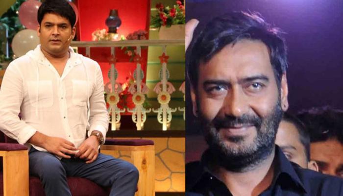 कपिलच्या शोमधून विना शुटिंग परतला अजय देवगण,  म्हटला भेटल्यावर विचारेल की...