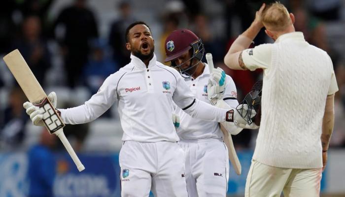 वेस्ट इंडिजचा इंग्लंडमध्ये इतिहास, १७ वर्षानंतर टेस्टमध्ये विजय