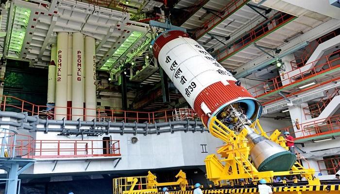 इस्रोचा उपग्रह आज अवकाशात झेपावणार