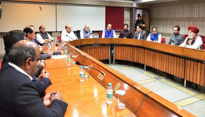 एनडीएच्या घटकपक्षांचा १५ दिवसात मंत्रीमंडळात समावेश होणार?