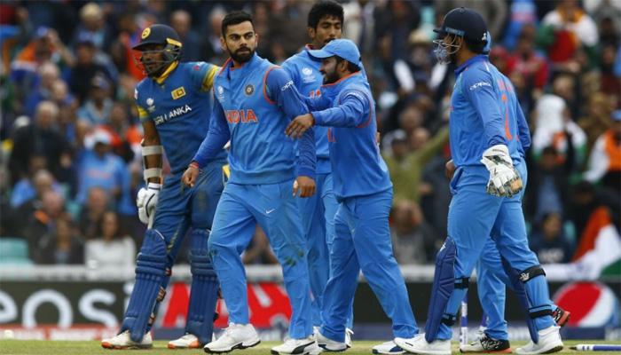 वनडे मालिकेत भारताचा श्रीलंकेला व्हाईटवॉश