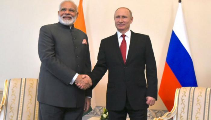 तेल, गॅस क्षेत्रात सहकार्य करण्याचा भारत, रशियाचा संकल्प