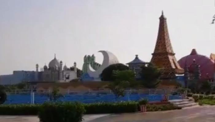 राजाप्रमाणे राहत होता राम रहिम, डेऱ्यामध्ये उभारले ताजमहाल, आयफिल टॉवर