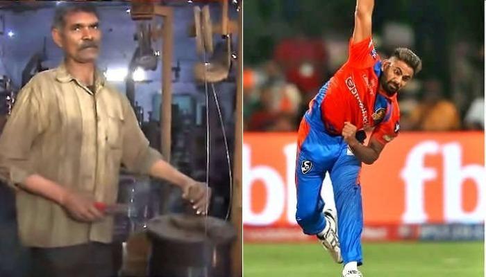 क्रिकेटने दिली साथ गरिबीशी केले  दोन हात; कहाणी मजूर बापाच्या क्रिकेटपटू मुलाची