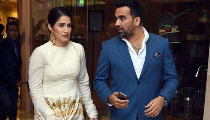 झहीर खान आणि सागरिका घाटगेच्या लग्नाची तारीख ठरली!