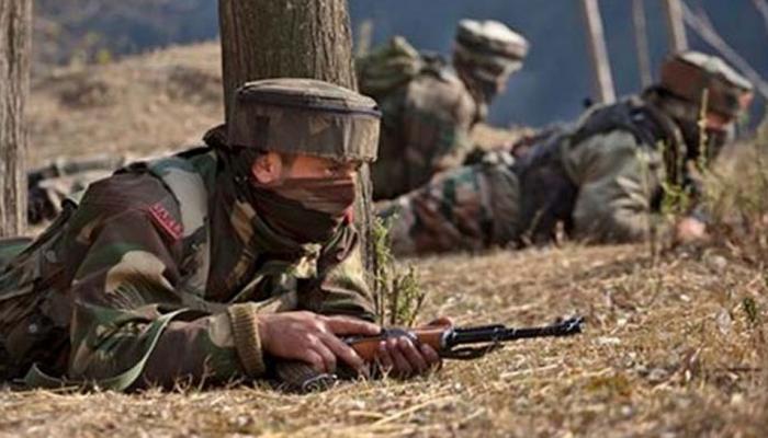 पाकिस्तानने पुन्हा एकदा केले शस्त्रसंधीचे उल्लंघन