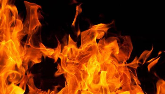 भयंकर : शाळेत लागलेल्या आगीत २५ जणांचा होरपळून मृत्यू