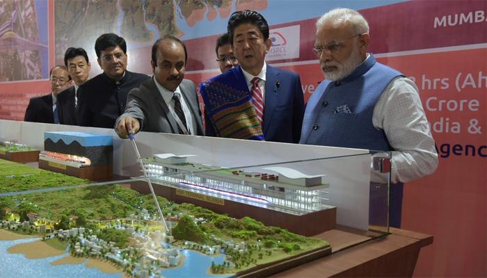 अहमदाबाद - मुंबई 'बुलेट ट्रेन'चा काय उपयोग, सांगतायत पंतप्रधान मोदी