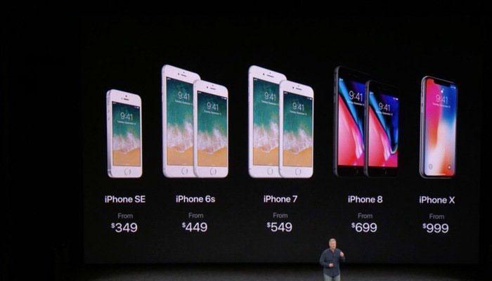 अॅपल आयफोन 8
