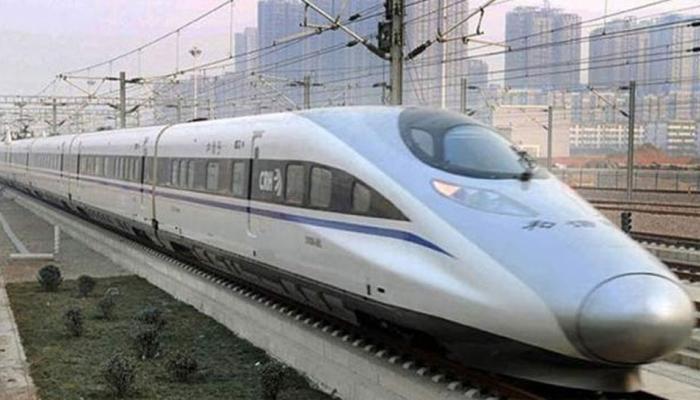 अशी असेल भारताची पहिली बुलेट ट्रेन...