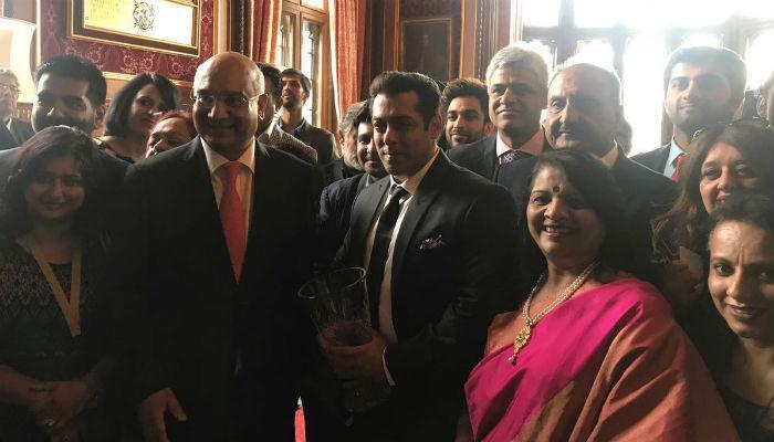 अभिनेता सलमान खानचा ग्लोबल डायव्हर्सिटी पुरस्कारने गौरव