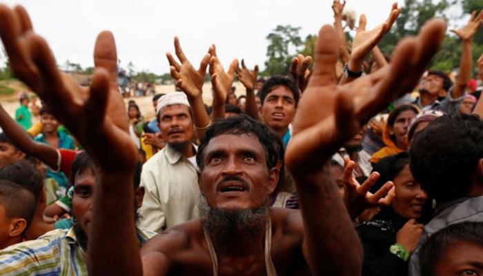 'रोहिंग्या मुसलमानांचे पाकिस्तान, आयसिसशी संबंध'