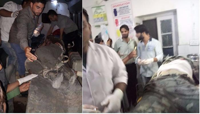 जम्मू-काश्मीर: SSB कॅम्पवर दहशतवादी हल्ला