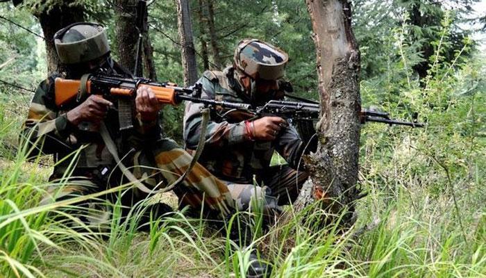 जम्मू काश्मीरमध्ये पाकिस्तानी सैन्याचा गोळीबार