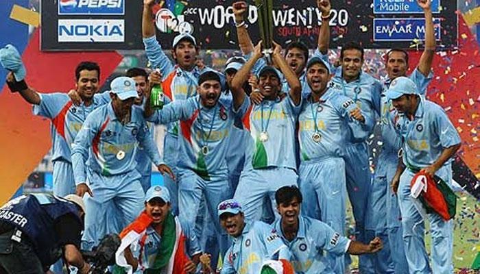 १० वर्षांपूर्वी याच दिवशी भारताने जिंकला होता पहिला टी-२० वर्ल्डकप