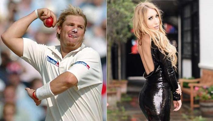 माजी क्रिकेटर शेन वॉर्न विरोधात अभिनेत्रीची पोलिसात तक्रार