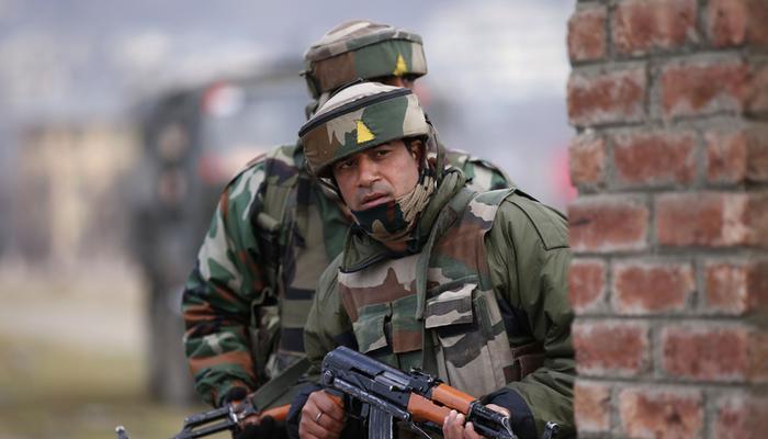 ४ दहशतवाद्यांना भारतीय जवानांनी केलं ठार