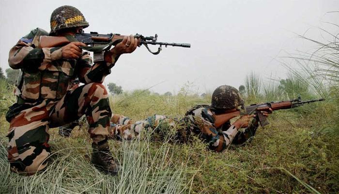 जम्मू-काश्मीरमध्ये घुसखोरी करणारा एक दहशतवादी ठार