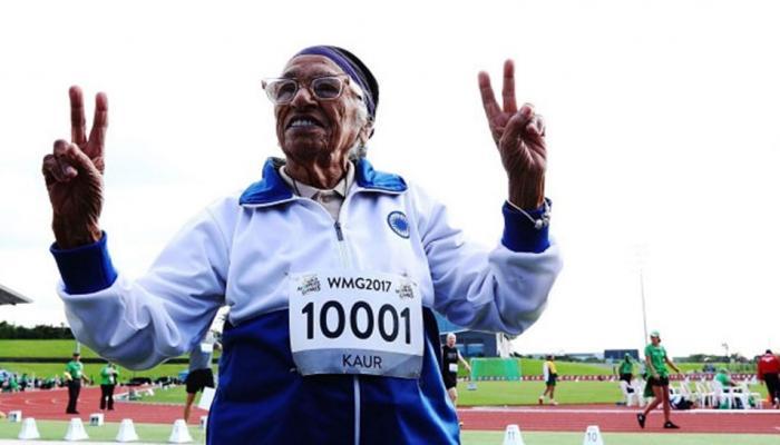 १०१ वर्षीय भारतीय धावपटूला चीनने नाकारला व्हिसा