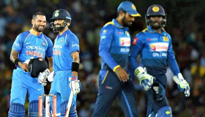 श्रीलंका भारत दौऱ्यावर येणार, पाहा संपूर्ण वेळापत्रक