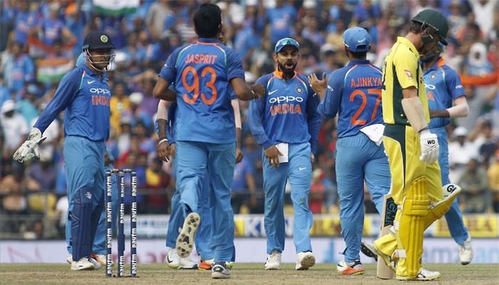 २०१२नंतर टी-२०मध्ये भारताला हरवू शकला नाही ऑस्ट्रेलियाचा संघ